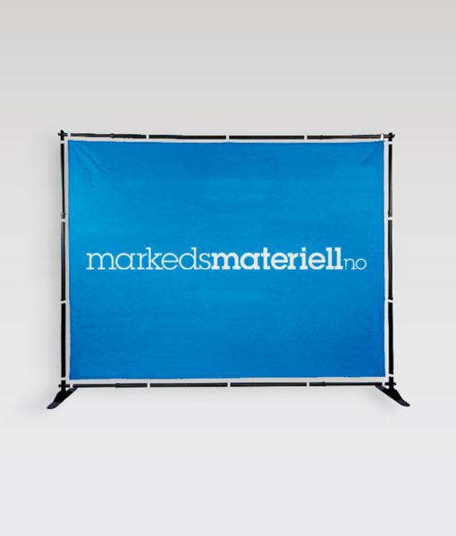 Messevegg Flex Banneroppheng – Markedsmateriell.no
