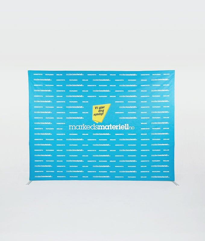 Messevegg popup 300x240 messeutstyr fra Markedsmateriell