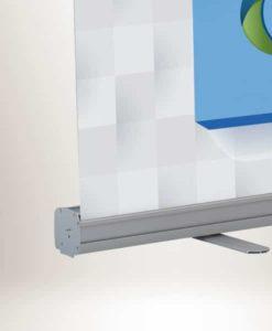 Rollup utendørs produkt nærbilde tosidig roll-up rollupssk roll-up