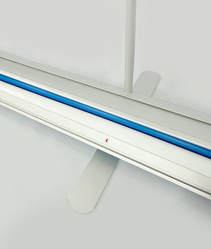 Roll-Up Klassik 150x200 cm messeutstyr banner fra Markedsmateriell