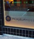 Folie dekor vindu vegg fasade fra Markedsmateriell
