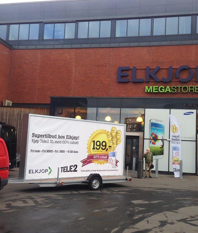 Banner storformat reklameseil fasadebanner reklamebanner med trykk fra Markedsmateriell.no