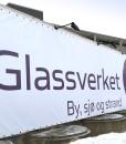 PVC-Banner med maljer og kantforsterkning