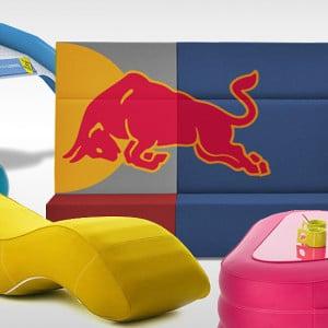 Nye produkter 2015 | Oppblåsbare møbler, oppblåsbare proukter, og møbler med trykk.