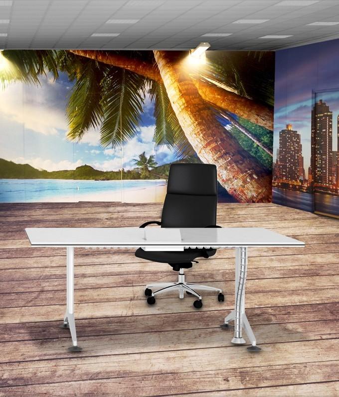Rammesystem for bilder veggbilde reklamevegg logovegg oppheng fra Markedsmateriell.no