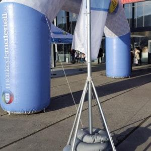 Markedsmateriell på Butikkleverandør messen Norges Varemesse 2015