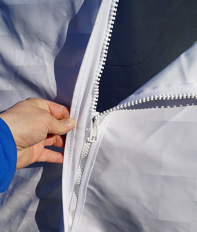 Reklametelt logotelt messetelt med teltvegger fra Markedsmateriell