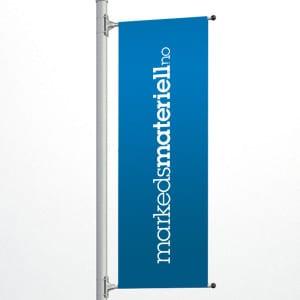 Bannerarm Stolpeflagg flagg til stolpe markedsmateriell