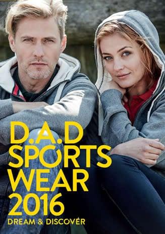 D.A.D sports wear