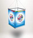 Takheng firkantet banner oppheng tak heng fra Markedsmateriell