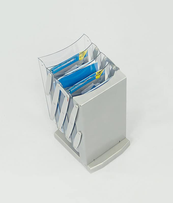 Brosjyrestativ Pop-up brosjyreholder fra Markedsmateriell