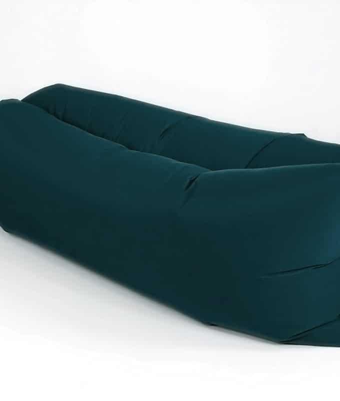 Airzpa Relaxer oppblåsbar daybed du kan bruke overalt. www.airzpa.com