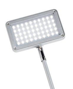 LED lampe for messevegger og messeutstyr