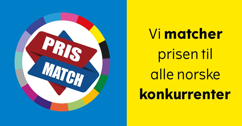 Markedsmateriell.no introduserer Prismatch!