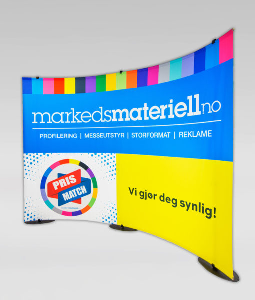 Messevegg Stage Buet – Markedsmateriell.no