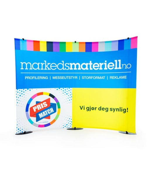 Messevegg Stage Buet - Markedsmateriell.no