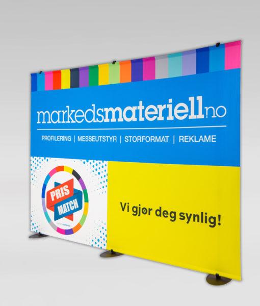 Messevegg Stage Rett – Markedsmateriell.no