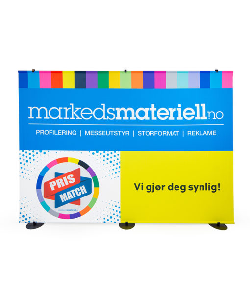 Messevegg Stage Rett - Markedsmateriell.no