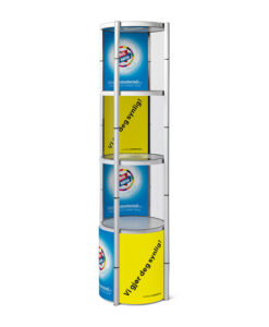 Flex Tårn fra Markedsmateriell.no