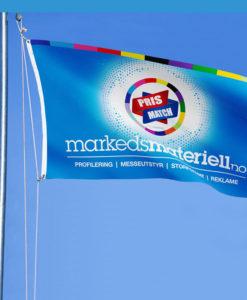 Reklameflagg & logoflagg
